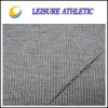 cotton spandex 2x2 rib knitted fabric for collar