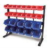 26 bins Storage Bin system floor rack (202710)