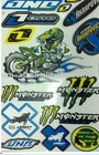 Motorcycle parts/ Motorcycle Acessory/Tank stickers (fit for all motorcycle models)