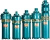 QS(R) Small Size Cast Iron or Stainless Steel Submersible Pump