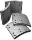 semi-metallic/ceramic brake lining 4515