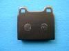 Zhanxiang OEM Less-metal Asbestos Free Front Brake Pad