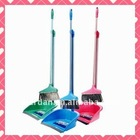 Fashion Broom And Dustpan Combination