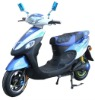 Electric moped scooter TD718 Blue