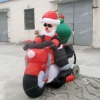 2013 Pretty inflatable christmas yard decorations