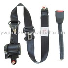 Universal Static 3-Point Seat Belt