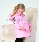 Wholesale kids winter clothes, baby girls winter coats, China children clothing manufacturer