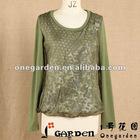 Long Sleeve Fashion Women Pullover Sweater Stocklot