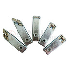 steel aluminum profile exhibition lock