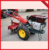 hand tractor with electric start