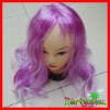 Colorful Synthetic wigs For Woman