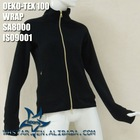 Jacket for lasied ourdoor activity wear with zhumb hole