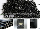 Plastic general purpose carbon black masterbatch 1001 manufacturer for PE, PP, PS, ABS, PVC, PC, EVA