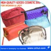 COSMETIC MAKE UP BAG CASE PURSE TOILETRY WASH BAG GIFT