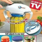 As Seen on TV! Upgraded! One Touch Electric Jar and Can Opener