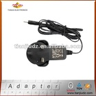 Power transformer for mobile phone wall plug type 5V2A