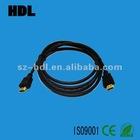 premium Micro HDMI cable 1.4V 0.5m 1m 1.5m 1.8m 2m 3m 5M 10m 3ft 5ft 6ft 10ft 33ft for smartphone digital camers
