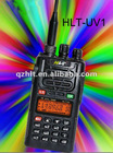 dual band two way radio in walkie talkie