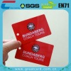 Readable and Writable Smart Temic Card