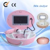 LCD Pink Color skin analysis machine
