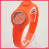 promotional silicone cute silicone waterproof watch