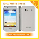 T3000 3.5 inch Capacitive Screen WIFI Analog TV Smart Phone
