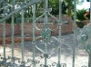 Decoratie Wrought Iron ornaments