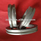 Cemented carbide rolls and rings for cutting tools