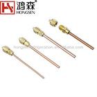 Refrigeration Brass charging valve