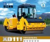 XD111 XCMG Double Drum Roller