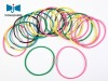 elastic cord barb end used as hair accessories in decoratives