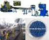 PVC masterbatch granulator (Parallel twin screw extruder)