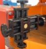 slides,welding manipulator cross