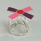 Scarf Ring, Shawl Ring