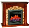 Modern Brick Fireplace M21-JW04