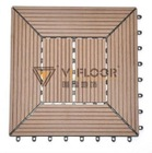 New 2012 WPC Decking Tiles