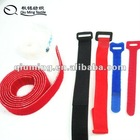 hook & loop cable tie