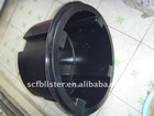 black vacuum blister part for machine
