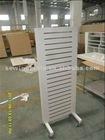 Wood Slatwall Display Rack