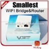 Vonets wifi router VAR11N mini wifibridge networking equipment