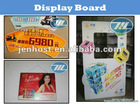 Advertising display board