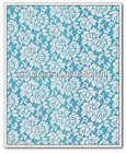 stock polyester lace fabric