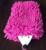 Newest design mouse head cute cleaning car washing chenille glove