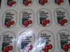 customised print price tag