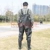 PVC chest fishing wader -003-7