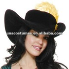 Feather party hat PHN1257