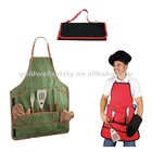 working apron,chef apron,cotton bib apron