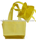 Eco-friendly Nonwoven wine bag/shopping bag
