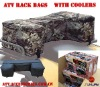 600D Nylon ATV Cargo Bags With Coolers