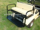 Golf cart stationary seat kit for Club Car DS